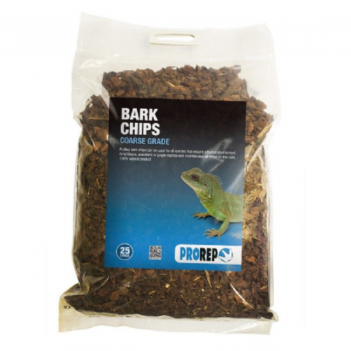 PRO REP BARK CHIPS COARSE, 25 LITRE